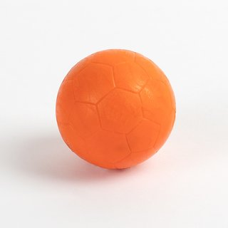 Kickerball orange hart