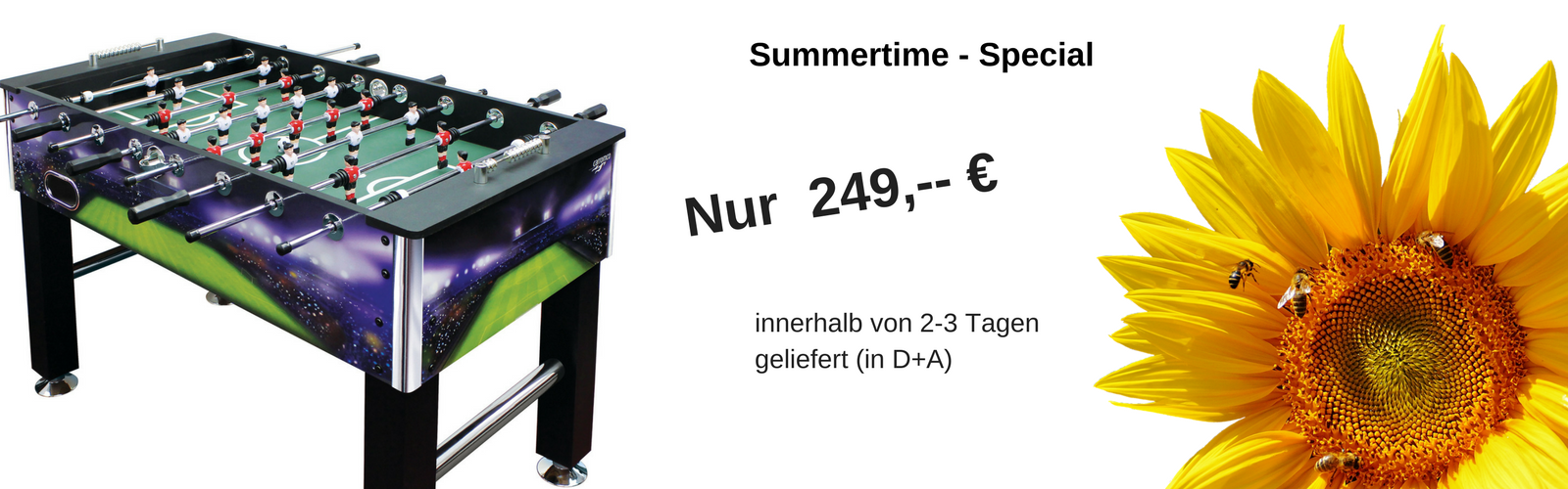 Kickerland Arena Summer Special